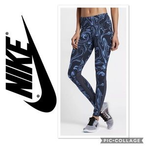 NIKE Women's Epic Lux Dri Fit Running Tights